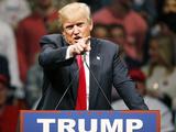 GOP 2016 Trump Reprodukcja zdjęcia autor Sue Ogrocki