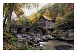Glade Creek Mill Giclee Print by Danny Head