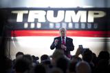 GOP 2016 Trump Photographic Print by John Bazemore