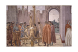 Crucifixion of Peter Giclee Print by Filippino Lippi