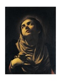 Grieving Madonna, 1624-25 Giclee Print by Simon Vouet