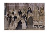 The Church Militant and Triumphant Giclee Print by Andrea Di Bonaiuto
