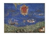 Liguria Giclee Print by Ignazio Danti