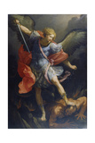 St. Michael the Archangel Giclee Print by Reni Guido