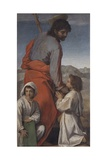 St. James, 1528-29 Giclee Print by  Andrea del Sarto