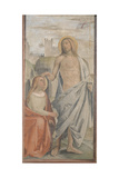 Noli Me Tangere, Christ and Mary Magdalene Giclee Print by  Bramantino