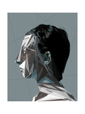 Abstract Woman I Prints by Enrico Varrasso