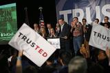 GOP 2016 Cruz Photographic Print by John Locher