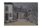 The Farm Giclee Print by Edouard Vuillard