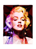 Marilyn Photographic Print by Enrico Varrasso