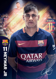 Barcelona Neymar 15/16 Photo