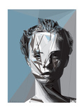 Abstract Woman II Prints by Enrico Varrasso