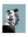 Bandaged Man Art by Enrico Varrasso