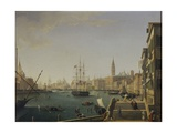 The Grand Canal of Venice Giclee Print by Giuseppe Borsato