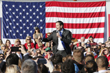 GOP 2016 Rubio Photographic Print by Steve Helber