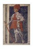 Farinata Degli Uberti, 1448-51 Giclée-tryk af Andrea Del Castagno