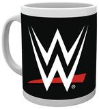 WWE Logo Mug Taza
