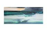 Seascape Giclee Print by Lou Gibbs