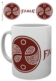 Fable Guild Seal Mug Tazza