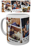 Friends Polaroids Mug Taza