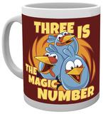Angry Birds Magic Number Mug Tazza