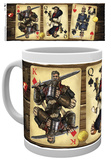 Fable Hero Cards Mug Tazza