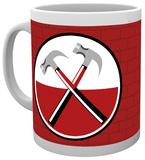 Pink Floyd The Wall Hammer Mug Becher