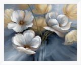 Scent of Summer I Framed Canvas Print by  Nan