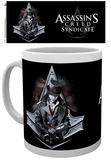 Assassins Creed Syndicate Jacob Emblem Mug Tazza