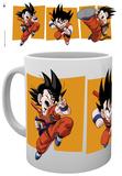 Dragonball Goku Mug Krus