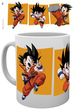 Dragonball Goku Mug Mug