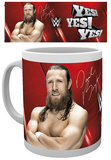 WWE Dave Bryan Mug Krus
