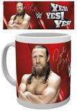 WWE Dave Bryan Mug Taza