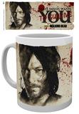 The Walking Dead Daryl Needs You Mug Taza
