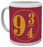 Harry Potter 9 3/4 Mug Taza