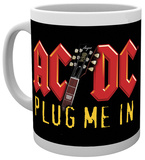 AC/DC Plug Me In Mug Mug