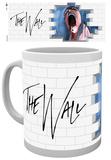 Pink Floyd The Wall Scream Mug Mug