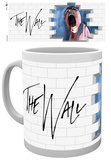 Pink Floyd The Wall Scream Mug Mug