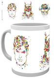 Justice league Simple Mug Mug