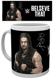 WWE Roman Reigns Mug Taza