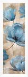 A Summer Wind I Framed Canvas Print by  Nan