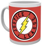 DC Comics The Flash Mug Taza
