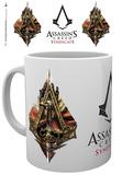 Assassins Creed Syndicate Crest Mug Tazza