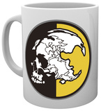 Metal Gear Solid V Skull Mug Tazza