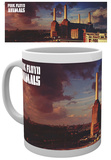 Pink Floyd Animals Mug Becher