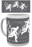 Assassins Creed Run Mug Tazza
