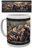 Street Fighter Fighter Mug Tazza