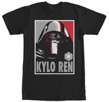 Star Wars The Force Awakens- Kylo Ren No Hope T-shirts