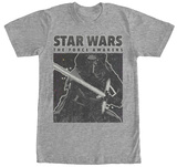 Star Wars The Force Awakens- Kylo Ren Dark Sider Shirts