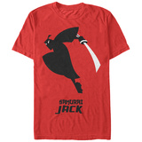 Samauri Jack- Action Profile T-shirts